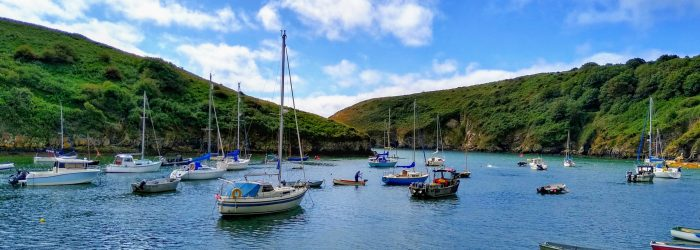 day out in solva